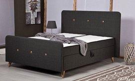 מיטה זוגית ב-2 גדלים לבחירה
