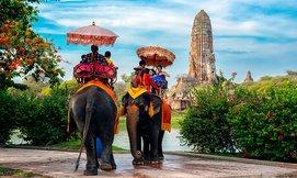 טיול משפחות מאורגן לתאילנד