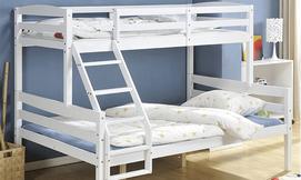 מיטת קומותיים לילדים BRADEX