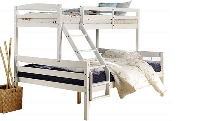 מיטת קומותיים לילדים ונוער ברדקס - BRADEX