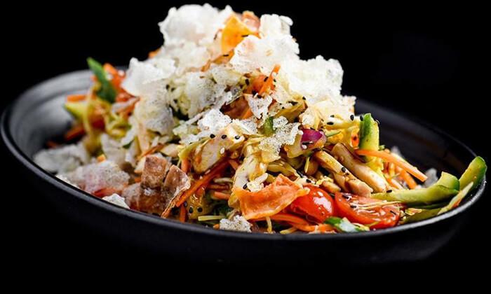 ארוחה זוגית במסעדת מאצויה, רמת גן