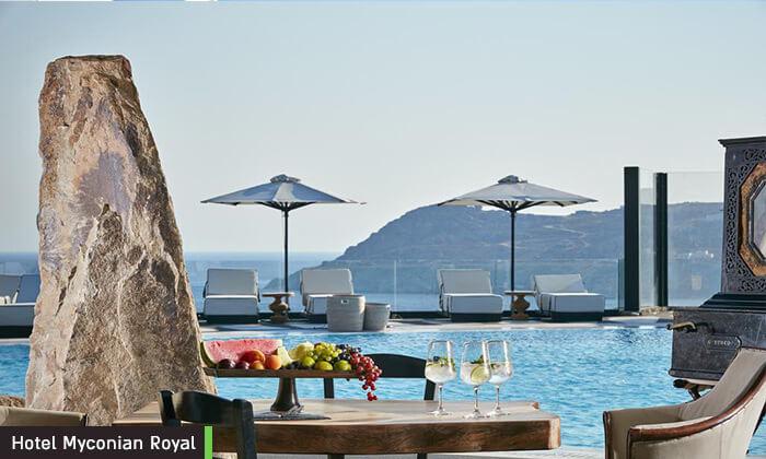 """חופשה במיקונוס, האי הקסום ביותר ביוון, כולל סופ""""ש"""