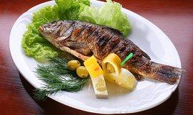 ארוחה לזוג בדרבי בר דגים
