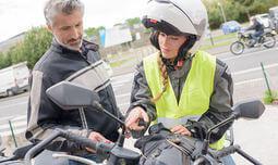 4 שיעורי נהיגה על קטנוע + טסט