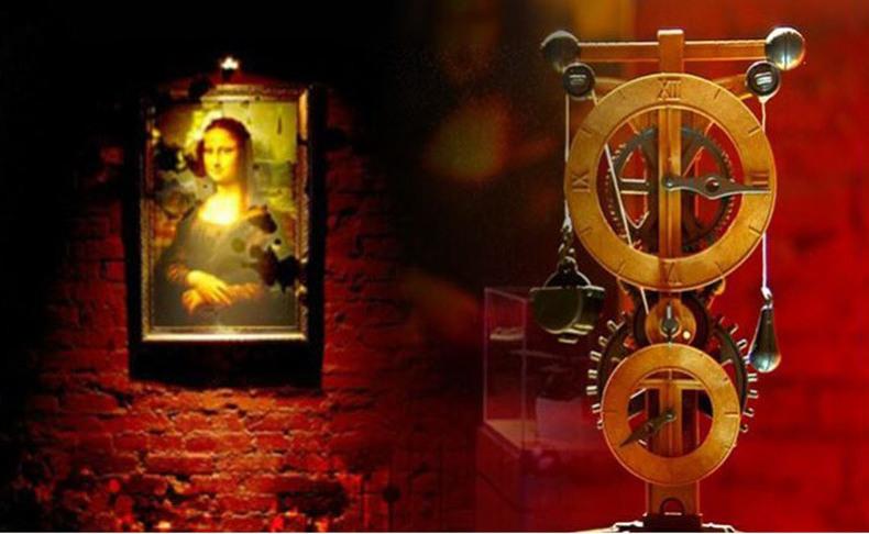 חדר הבריחה סודות דה וינצ'י