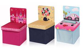 כיסא אחסון לחדר הילדים