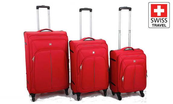 מזוודות SWISS קלות משקל