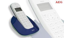 טלפון AEG אלחוטי דיגיטלי