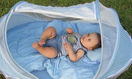 עריסת תינוק ניידת