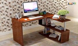 שולחן עבודה פינתי מעוצב