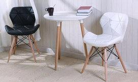 כיסא מעוצבלפינת האוכל