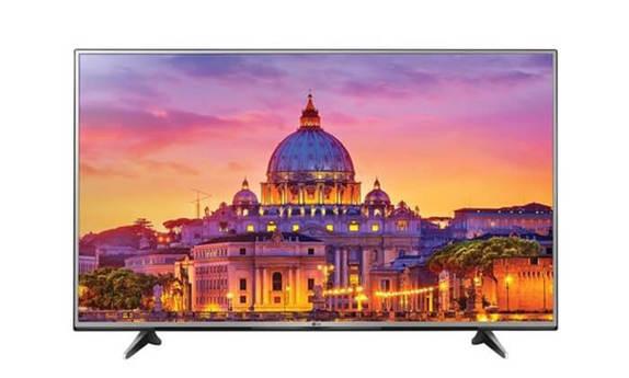 טלוויזיה LG חכמה 4K