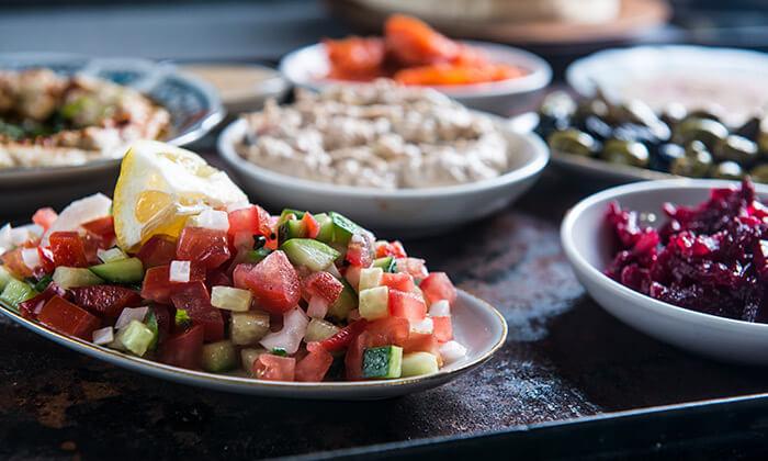 ארוחת סטייק ויין באווזי הכשרה ירושלים