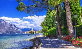 יולי-אוגוסט באגמי צפון איטליה