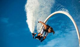 פלייבורד - ריחוף מעל המים