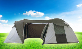 אוהל שטח ענק
