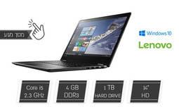 מחשב Lenovo נייד עם מסך מגע