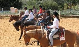 קורס רכיבת סוסים בחופש הגדול