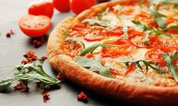 פיצה אישית + 2 תוספות