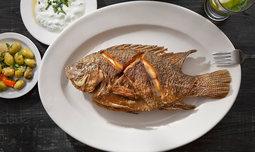 ארוחת דגים זוגית