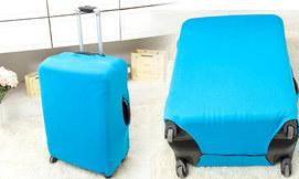 כיסוי בד למזוודה