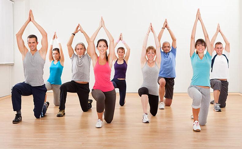 שיעורי יוגה בפלורנטין