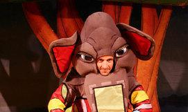 ההצגה הפיל שרצה להיות הכי