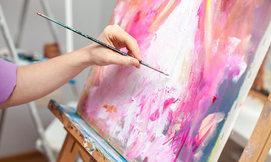 חוויית Paint room בתל אביב