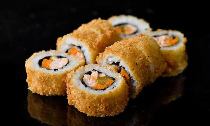 פרנג'ליקו סניף יגור - ארוחת סושי זוגית