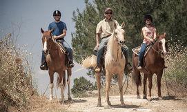 טיול רכיבת סוסים ליד מודיעין
