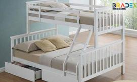 מיטת קומותיים כוללת מזרנים