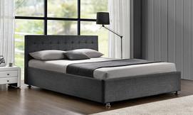 מיטה זוגית בעיצוב מודרני