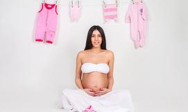 סשן צילומי הריון או משפחה
