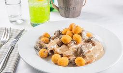 ארוחה איטלקית במסעדת טאבולה