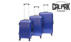 סט 3 יחידות מזוודות קשיחות