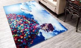 מגוון שטיחים לילדים