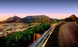 חופשה בקייפטאון, דרום אפריקה