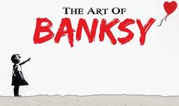 תערוכת Banksy בקניון ארנה