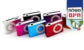 נגן MP3 כולל אוזניות