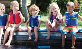 מוצרי שחייה לתינוקות וילדים