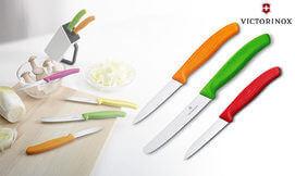 סט 3 סכיני חיתוך שוויצריים