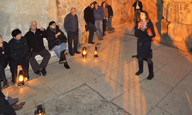 סיור עששיות בסמטאות ירושלים