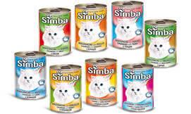 48 קופסאות שימורי סימבה לחתול