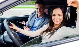 14 שיעורי נהיגה ברכב