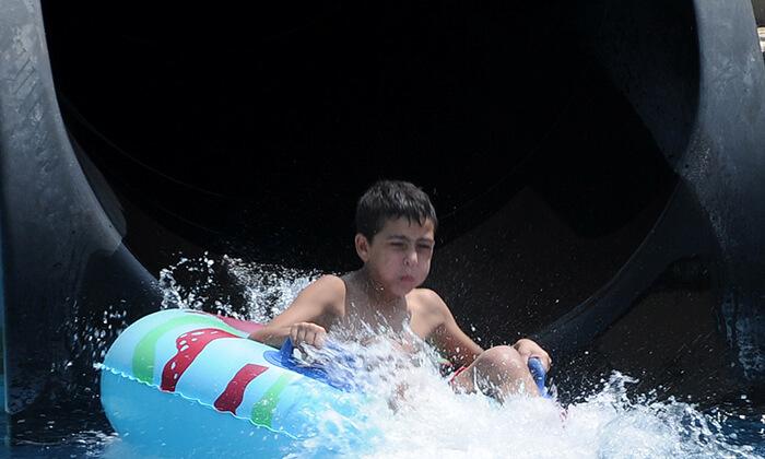 לונה גל, פארק מים על שפת הכנרת