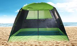 אוהל שטח משפחתי