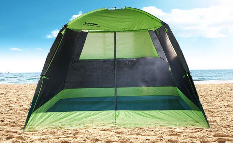 אוהל צל לטיולים