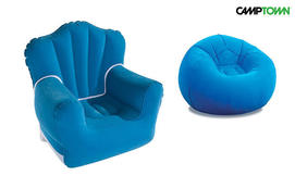 פופים וכורסאות מתנפחות לילדים