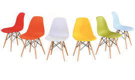 כיסא מעוצב לפינת האוכל