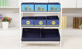 ארגוניות אחסון לחדרי ילדים